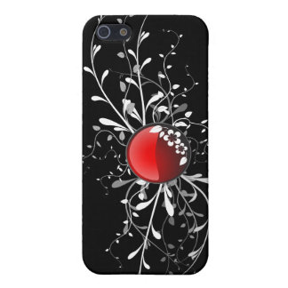 Flower Decor 2 Speck Case Case For The iPhone 5