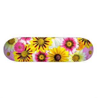 Flower Decor 48 Skateboard