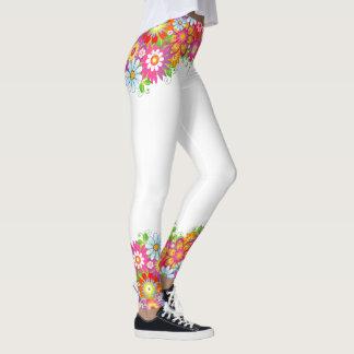 Flower Decor 61 Leggings