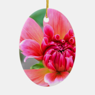 Flower Christmas Tree Ornaments