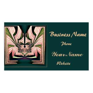 Flower Deity Business Cards
