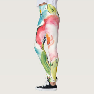 Flower Delight II Leggings