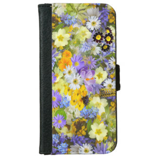 Flower Design on Iphone6 Case