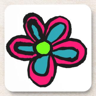 Flower Drink Coaster