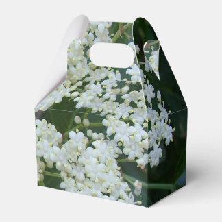 Flower Favor Box
