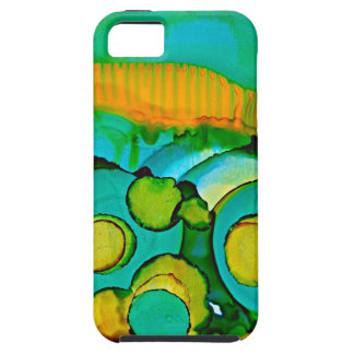 flower fields iPhone 5 cover