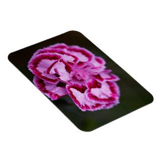 Flower Rectangular Photo Magnet