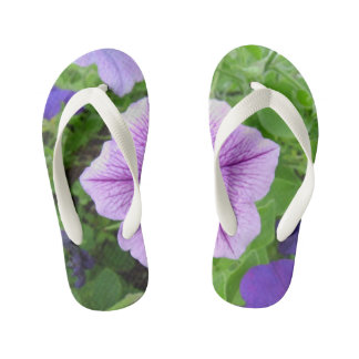 flower flip flops thongs