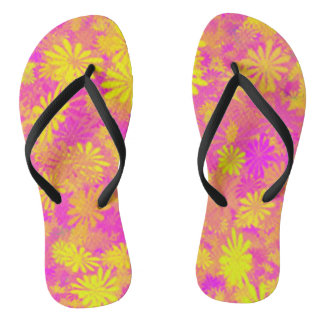 flower flops! thongs