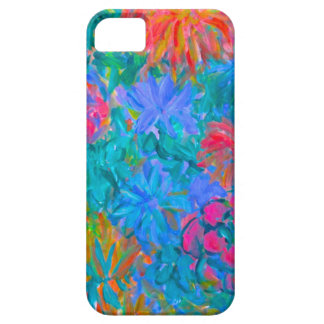 Flower Flow Barely There iPhone 5 Case