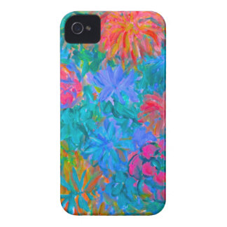 Flower Flow iPhone 4 Cover
