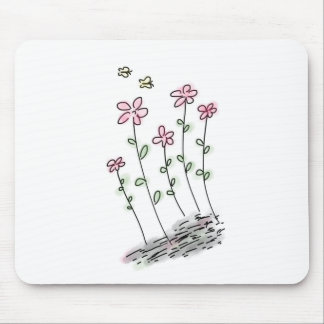 flower flowers custom personalize Anniversaries Mouse Pad
