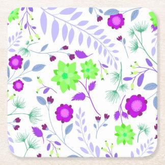 Flower Garden 2 Coasters