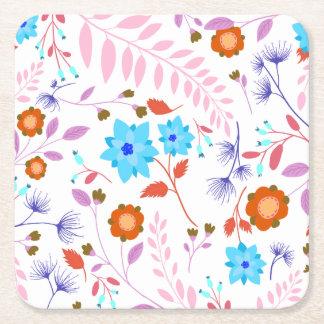 Flower Garden 3 Coasters