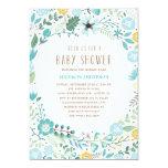 Flower Garden | Baby Shower Invitation