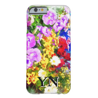 Flower Garden Barely There iPhone 6 Case