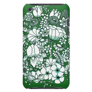 Flower Garden Barely There iPod Covers