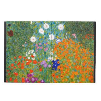 Flower Garden by Gustav Klimt Floral