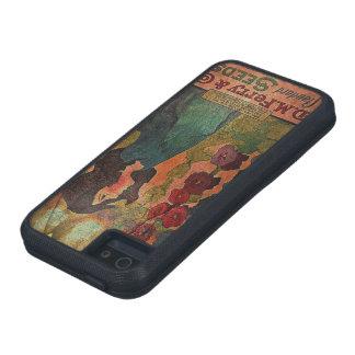 Flower garden iPhone 5 case