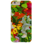 Flower Garden Colours iPhone 6 Plus Case Barely There iPhone 6 Plus Case