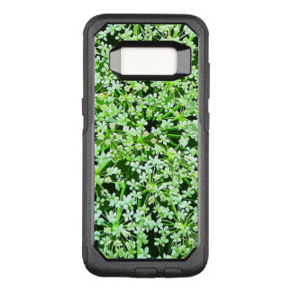 Flower Garden Green OtterBox Galaxy S8 Case
