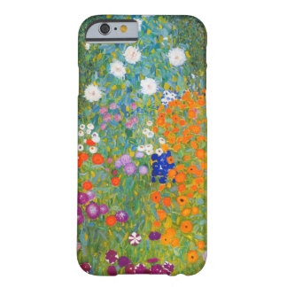 Flower Garden | Gustav Klimt Barely There iPhone 6 Case