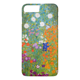 Flower Garden | Gustav Klimt iPhone 8 Plus/7 Plus Case