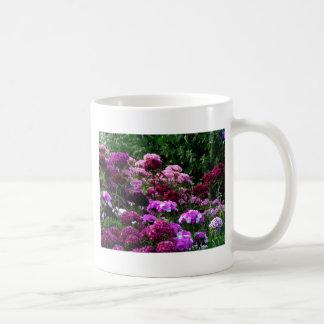 Flower Garden in summer Coffee Mug