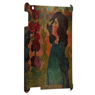 Flower garden case for the iPad