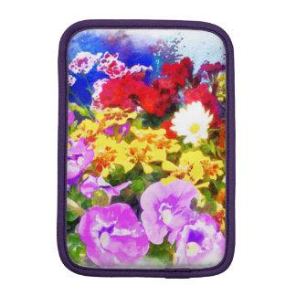Flower Garden iPad Mini Sleeve