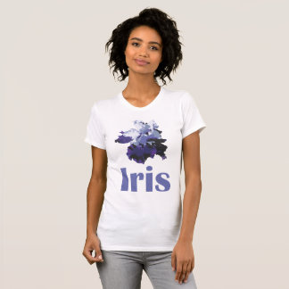 Flower Garden - Iris Women's V T-Shirt