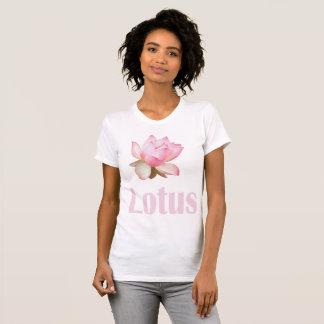 Flower Garden - Lotus, Women's V T-Shirt