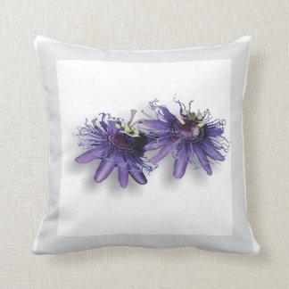 Flower Garden - Passion Flower Pillow