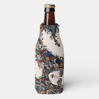 Flower Girl bottle cooler