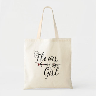 Flower Girl Bride Tribe | Tote Bag