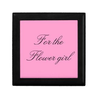 """""""Flower Girl"""" Gift Box"""