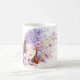 Flower Girl Gift Mug