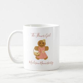 Flower Girl Gingerbread | Mug