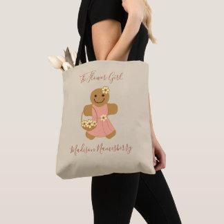 Flower Girl Gingerbread | Tote Bag