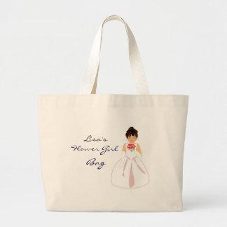 """""""Flower Girl I"""" Bag - Customizable"""