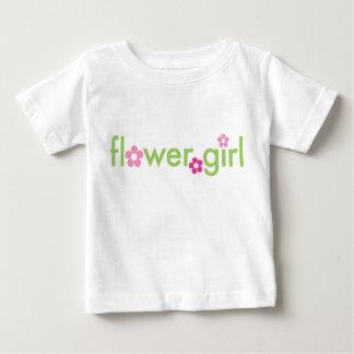 Flower Girl - Infant T-Shirt