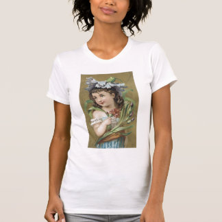 Flower Girl T-shirts