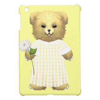 Flower girl Teddy Bear Cover For The iPad Mini
