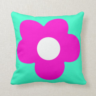 flower,girl's room ,kid's room throw cushions