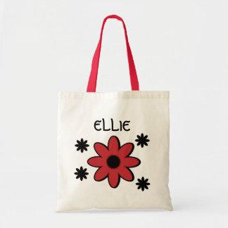Flower Girls Tote Bag