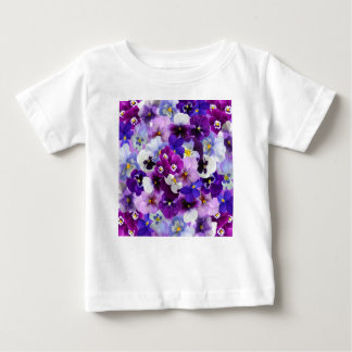 Flower Graphic Baby T-Shirt