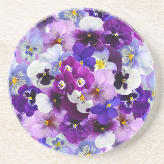 Flower Graphic Coasters