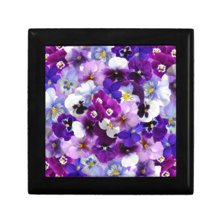 Flower Graphic Gift Box