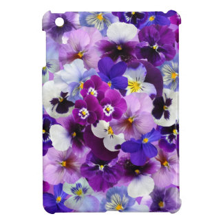 Flower Graphic iPad Mini Cases
