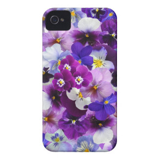 Flower Graphic iPhone 4 Case-Mate Cases